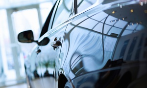Fineline Auto Spa: Hand Wash and Wax or Clay Buff and Wax for a Car or SUV at Fineline Auto Spa (Up to 54% Off)