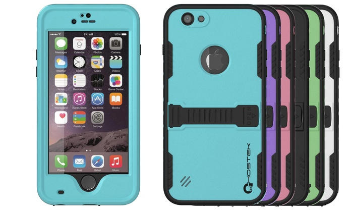 ghostek iphone 6 case
