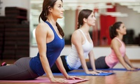 Ten Yoga or Pilates Classes at Move GB, Multiple Locations (Up to 84% Off)