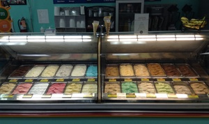 Italian Gelato Smoothies And Shakes: One Cup of Gelato at Italian Gelato Smoothies and Shakes (50% Off)