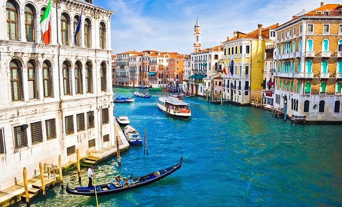 12-Day Italy Vacation with Airfare from go-today