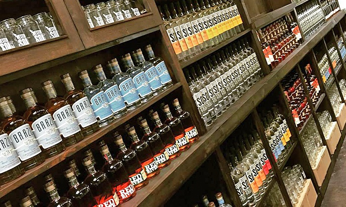 Western Son Distillery - Pilot Point: Distillery Tour with Nonalcoholic Souvenirs for Two or Four at Western Son Distillery (Up to 51% Off)