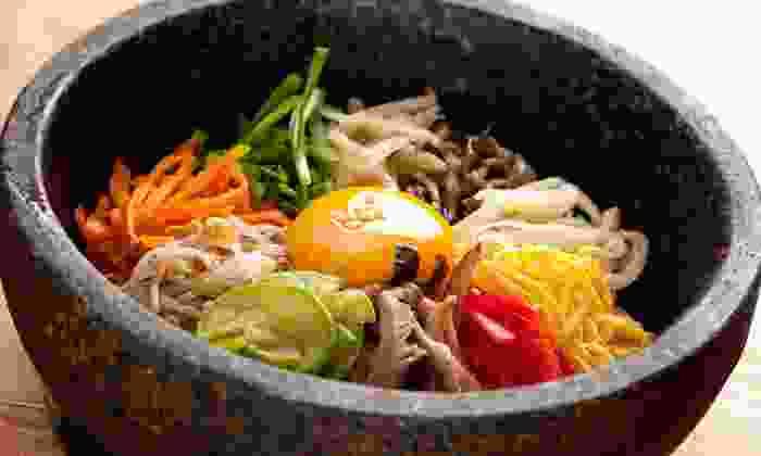 Ichiban Japanese & Korean Restaurant - West End: $23 for $40 Worth of Japanese and Korean Cuisine at Ichiban Japanese & Korean Restaurant