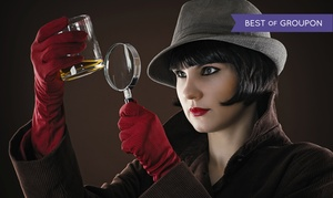 Occasions Divine: Five-Course Murder-Mystery Dinner for Two, Four, or Eight at from Occasions Divine (Up to 55% Off)