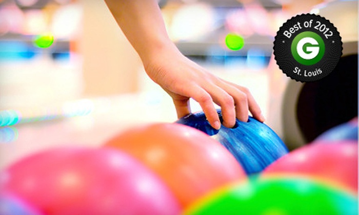 Imperial Bowl - Imperial: Two-Hour Bowling Package for 2, 5, or Up to 10 with Shoe Rental and Pizza at Imperial Bowl (Up to 78% Off)