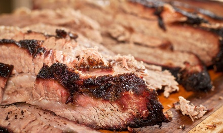 Barbecue at Chi-Town BBQ (35% Off ).