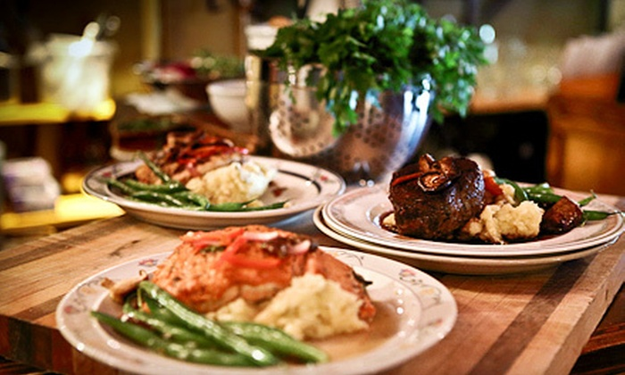 Tandem Dinner and Wine Bar - Historic Downtown Bothell: Contemporary American Cuisine Sunday–Thursday or Friday–Saturday at Tandem Dinner and Wine Bar (Half Off)
