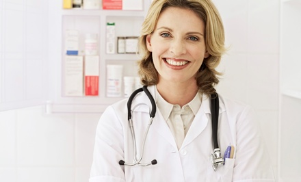 $59 for a Consultation and Live-Blood Analysis at Symmetry Therapeutics ($135 Value)
