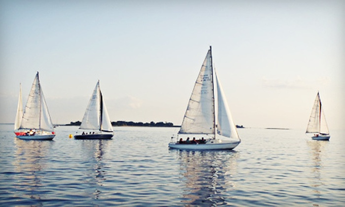 Sound Sailing Center - East Norwalk: $189 for One Two-Day Intro to Sailing Course at Sound Sailing Center ($400 Value)