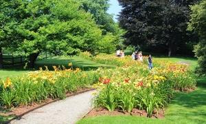 Berkshire Botanical Garden: Admission for Two or Four to Berkshire Botanical Garden (37% Off)