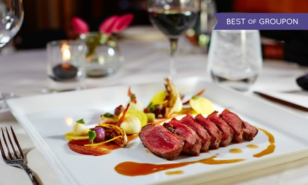 Three-Course Meal for Two or Four at Le Bon Crubeen