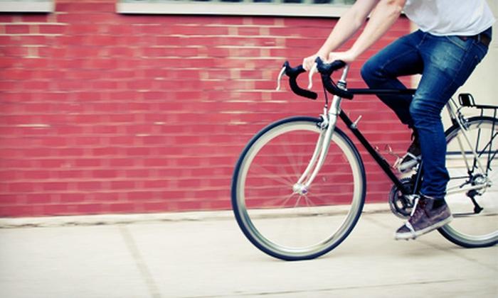 Cincinnati Bicycle Company  - Cincinnati: Full Bike Tune-Up or $25 for $50 Worth of Bike Services and Accessories atCincinnati Bicycle Company