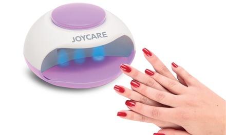 Asciugasmalto easy dry Joycare con luce a LED e Batterie AAA