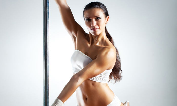 My Body Shop - East Riverdale: 5 or 10 Women's Zumba, Dancing, or Pole-Dancing Classes at My Body Shop (Up to 67% Off)