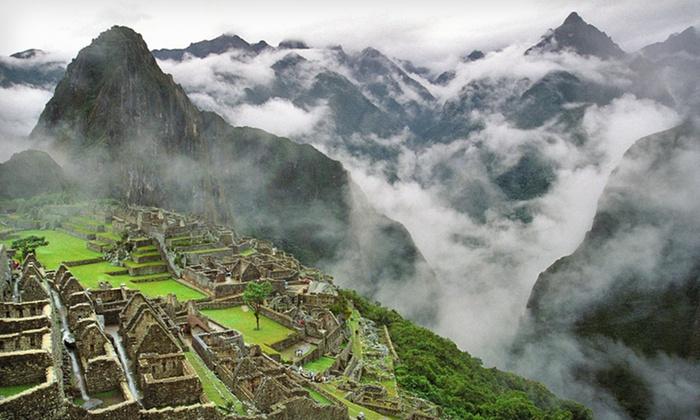 Tour of Peru with Round-Trip Airfare - Greeley: 8-Day Tour of Peru with Round-Trip Airfare from Gate 1 Travel