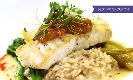 Dinner for Two or Four at Social 242 Lounge and Grill (Up to 40% Off)