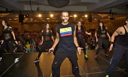 5, 10, or 20 Zumba® Classes at Zumba® Fitness Classes by Jaime