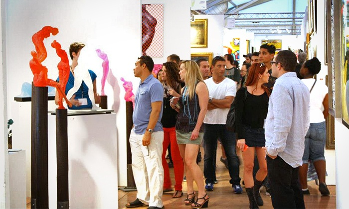 SPECTRUM Miami - Wynwood District: Regular or VIP Entry to SPECTRUM Miami Art Fair for Two (Up to 40% Off)