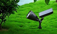 200 Lumen Solar Wall or In-Ground Light from AED 99 (Up to 63% Off)