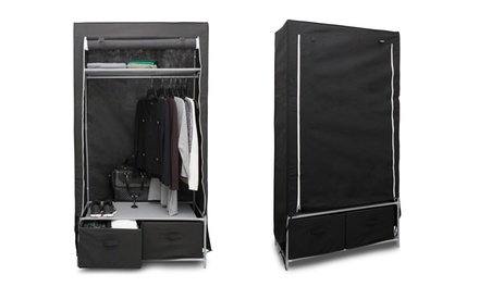 Roommate Instant Wardrobe Printed Portable Closet