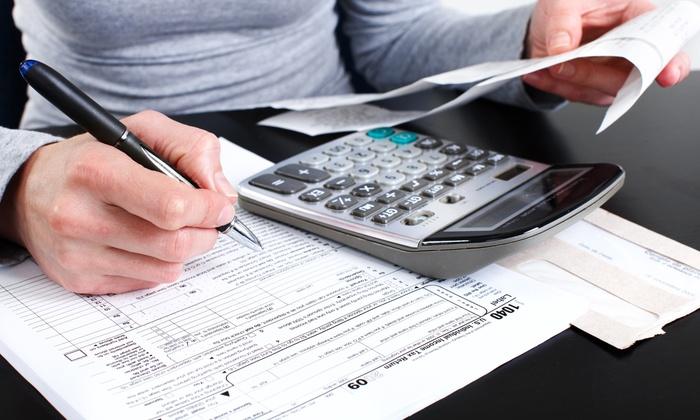 CloudBooqs LLC - Paramus: Complete 1040Aor 1040 EZ Tax Return from CloudBooqs LLC (Up to 60% Off)