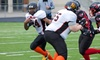 Madison Blaze Women's Football - Middleton High School: $10 for Any Two Tickets to a Madison Blaze Women's Football Game at Middleton High School ($20 Value)