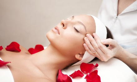 One or Two Red-Rose-Facial Packages at Whole Health Medical Center (Up to 63% Off)