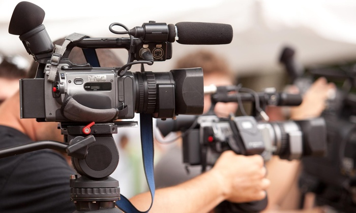 Your Town Media Group - Houston: Two Hours of Videography Services with Editing Package from Your Town Media Group (45% Off)