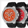Up to 92% Off a Swiss Legend Men's Super Shield Watch