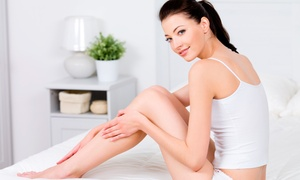 Club Medica Aesthetics Inc.: Six Laser Hair-Removal Treatments on Small, Medium, or Large Area at Club Medica Aesthetics Inc. (Up to 67% Off)