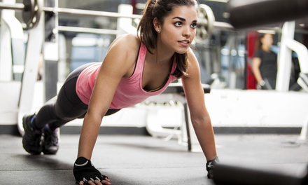 $75 for Three Months of Summer Gym Membership with Unlimited Tanning at Snap Fitness ABQ ($180 Value)