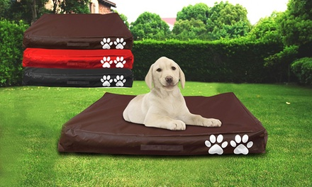 $19 for a Large Waterproof Pet Beanbag or $29 for Two in Choice of 3 Colours Don't Pay $89.95
