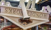 WonderWorks - Syracuse: Fun-Place General Admission for One or Two at WonderWorks (48% Off)