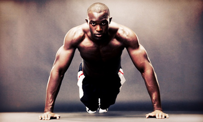 Fitness Forever - Multiple Locations: 10 or 12 Fitness Boot Camp Classes at Fitness Forever (50% Off)