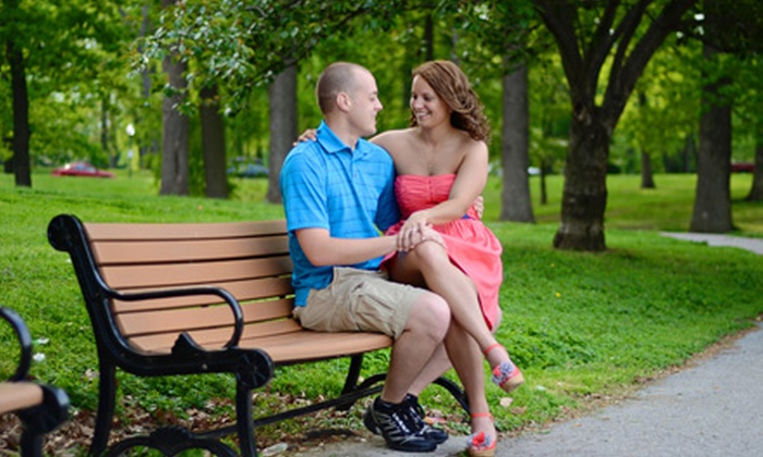 M. Jewel Photography - Baltimore: $49 for a Photography Package for Up to Five with Prints and Digital Images from M. Jewel Photography ($189.98 Value)