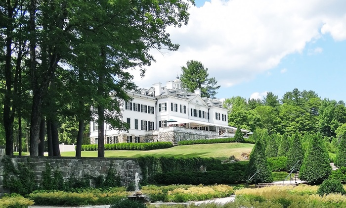 The Mount - Lenox: Admission for Two to Historic Edith Wharton Estate, The Mount (39% Off). Two Options Available.