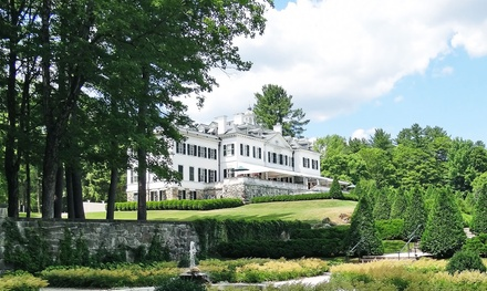 Admission for Two to Historic Edith Wharton Estate, The Mount (39% Off). Two Options Available.
