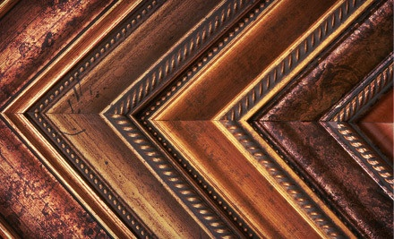 $100 Groupon to Picture Framing Warehouse - Picture Framing Warehouse in Pompano Beach