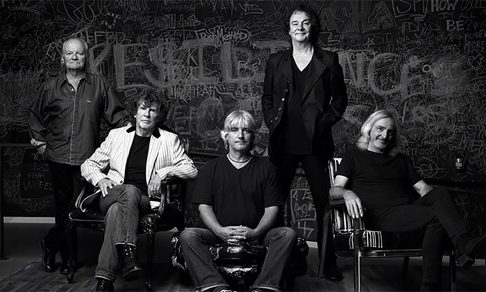The Zombies - Paramount Theatre: The Zombies on October 19, at 8 p.m.