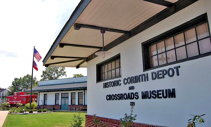 The Crossroads Museum - Corinth: One-Year Membership for One, Two, or Four to The Crossroads Museum (Up to 51% Off)