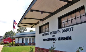 The Crossroads Museum: One-Year Membership for One, Two, or Four to The Crossroads Museum (Up to 51% Off)