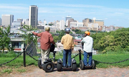 Gifts Cards for RVA Trolley & Segway of Richmond (Up to 50% Off)