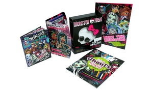 Monster High Ghoulish Book Bundle (5-Piece)