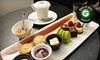 Moulin de Paris - Lake Shore: Afternoon Tea for Two or Four, or Afternoon Tea with Champagne for Two at Moulin de Paris (Up to 58% Off)