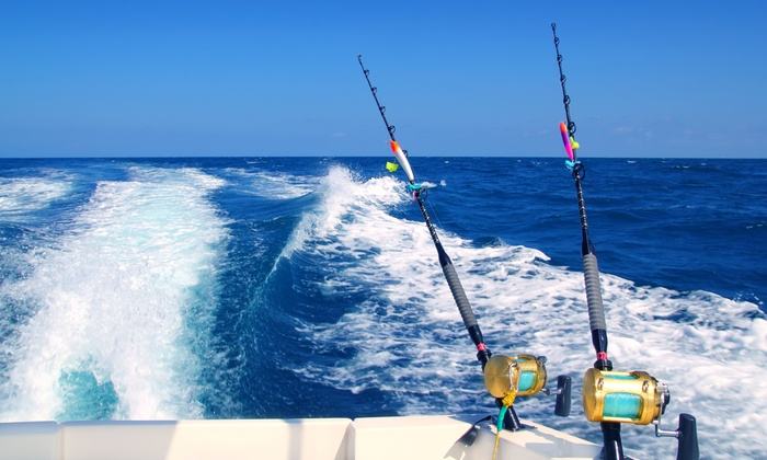 Wilmington Offshore Fishing - Raleigh / Durham: 4-Hour Deep-Sea Fishing Trip at Wilmington Offshore Sportfishing Charters (45% Off)