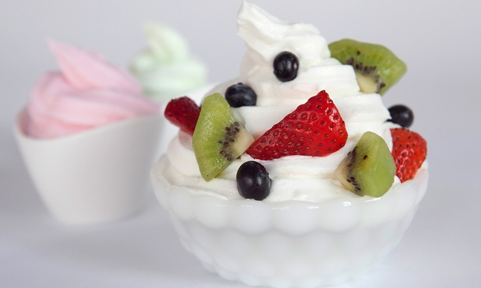 Twisties Frozen Yogurt - Lacey: Three or Six Groupons, Each Good for $4 Worth of Frozen Yogurt at Twisties Frozen Yogurt (50% Off)