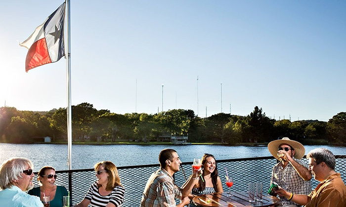 Lake Austin Riverboats - LCRA Headquarters: 2.5-Hour Catered Sightseeing Tour for One, Two, or Four from Lake Austin Riverboats (Up to 54% Off)