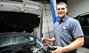 One Or Three Oil-change Packages Or Winterization Package At Dk Motors (up To 53% Off)