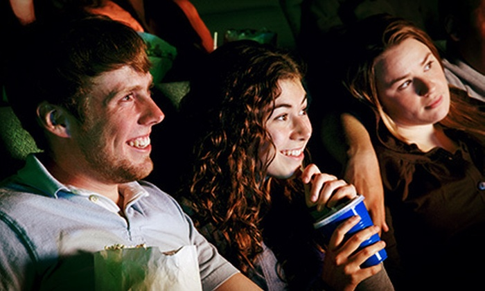 Dipson Theatres - Multiple Locations: Movie for Two or Four at Dipson Theatres (Up to Half Off)