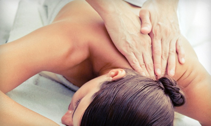 U-topia Spa - Park Shore: One or Three One-Hour Elite Therapeutic Massages at U-topia Spa (Up to 57% Off)
